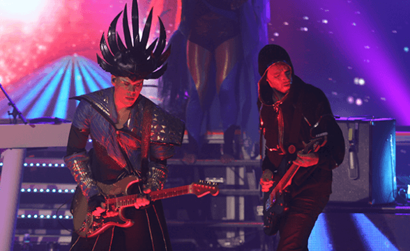 Galería fotográfica de Empire Of The Sun @ Teatro La Cúpula (12/11/2015)
