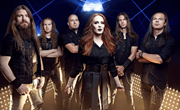 "Streaming del nuevo disco de Epica: ""The Holographic Principle"""