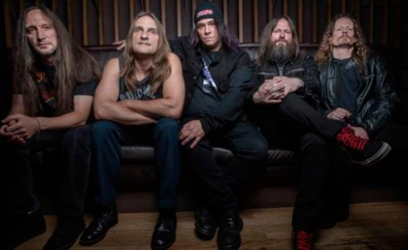 """Streaming del nuevo disco de Exodus: """"Blood In, Blood Out"""""""