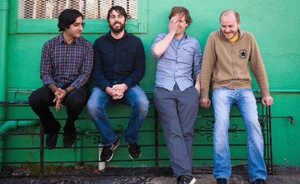 "Nuevo video de Explosions In the Sky: ""The Ecstatics"""