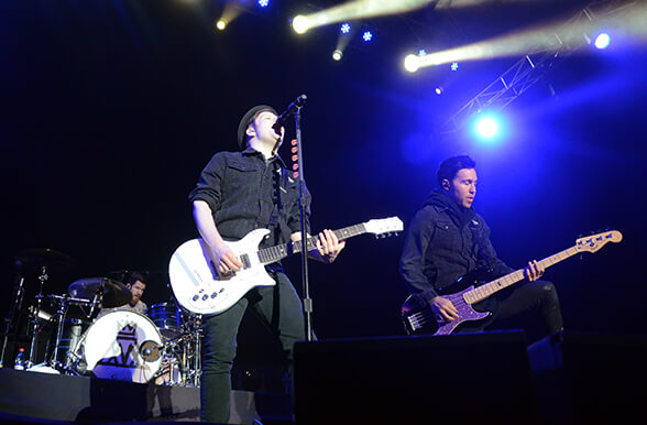 FALL OUT BOY CHILE 2014 06