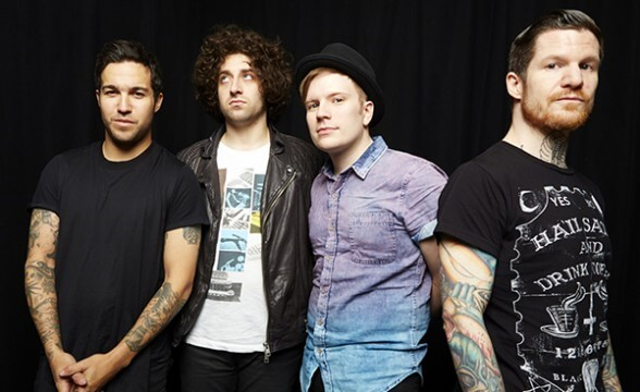 "Nueva canción de Fall Out Boy: ""The Kids Aren't Alright"""