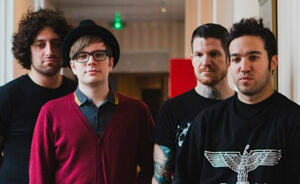 "Streaming de nuevo EP de Fall Out Boy: ""Pax-Am Days"""
