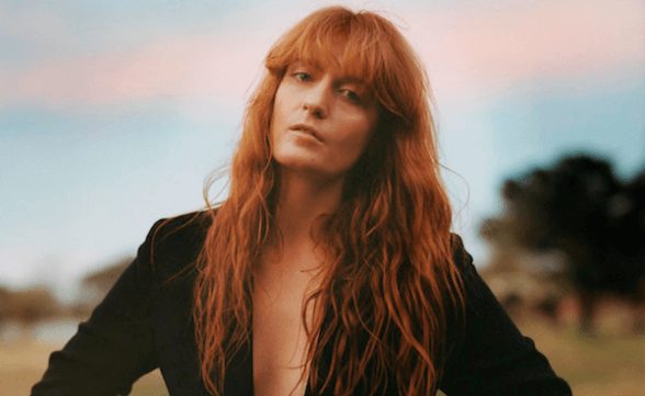 "Streaming de ""How Big, How Blue, How Beautiful"", nuevo disco de Florence + The Machine"