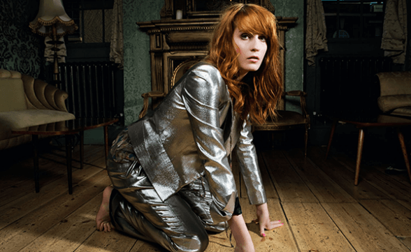 "Nuevo video doble de Florence + The Machine: ""Queen Of Peace"" y ""Long & Lost"""
