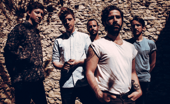 "Foals hace cover de ""What Kind of Man"" de Florence + The Machine"