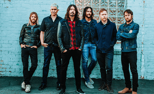 "Nueva canción y video de Foo Fighters: ""The Sky Is a Neighborhood"""