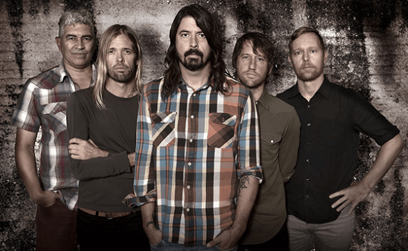 "Foo Fighters estrena nueva canción en vivo: ""Dirty Water"""