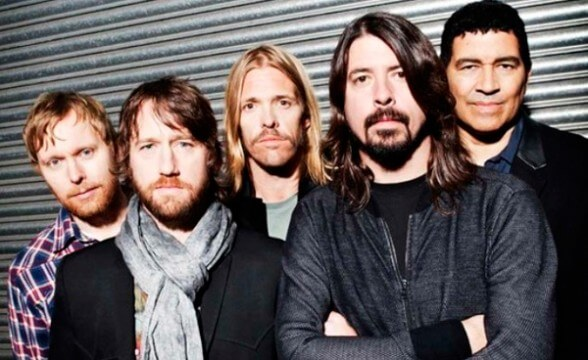 "Nueva canción de Foo Fighters: ""Congregation"""