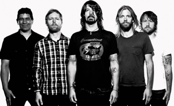 Foo Fighters confirma colaboradores que participan de su nuevo disco