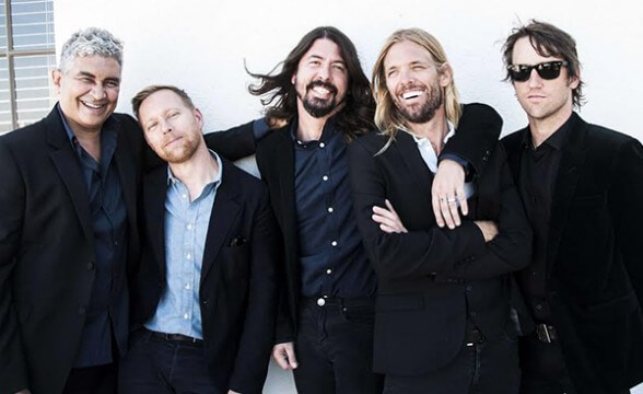 "Nuevo video de Foo Fighters: ""Something From Nothing"""