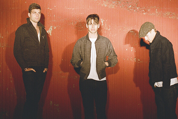 Foster The People tocó dos canciones en Jimmy Kimmel Live!