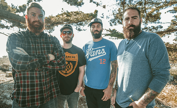 Detalle de entradas para show de Four Year Strong en Chile