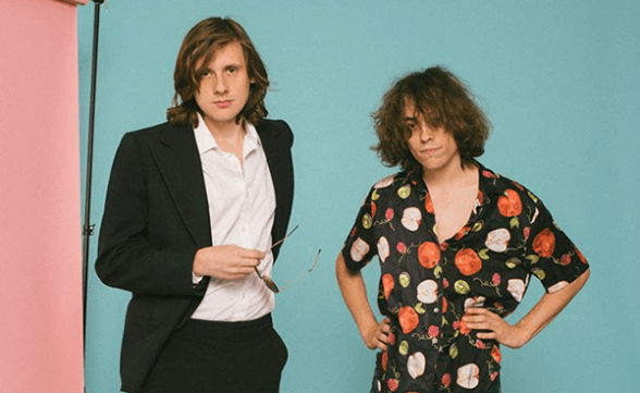 "Streaming del nuevo disco de Foxygen: ""Hang"""