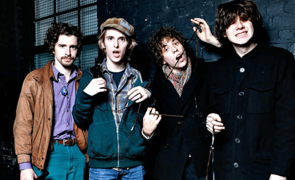 """Foxygen tocó """"How Can You Really"""" en Late Show With David Letterman"""