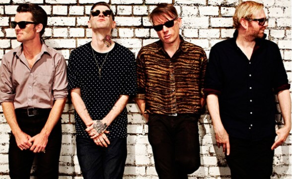 Franz Ferdinand confirma su regreso a Chile