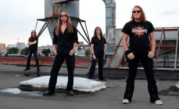 "Nuevo lyric video de Gamma Ray: ""Hellbent"""
