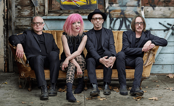 "Nuevo video de Garbage: ""Magnetized"""