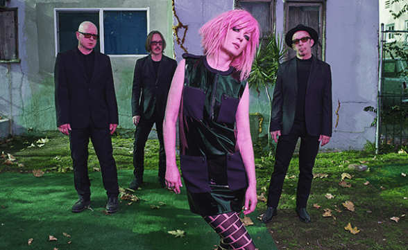 "Garbage tocó ""Empty"" y ""Push It"" en Jimmy Kimmel Live!"