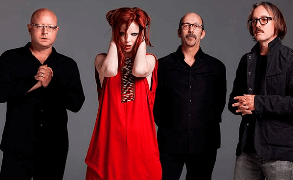 "Nueva canción de Garbage con Brian Aubert: ""The Chemicals"""