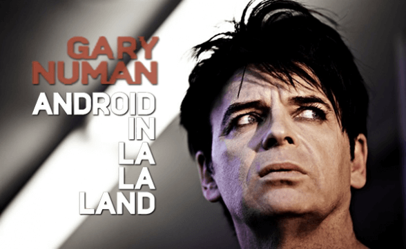 "In-Edit Nescafé 2016: ""Gary Numan: Android In La La Land"""