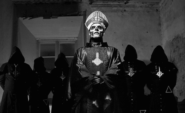 "Nuevo video de Ghost: ""From The Pinnacle To The Pit"""