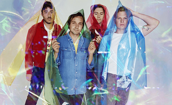 "Streaming del nuevo disco de Grizzly Bear: ""Painted Ruins"""