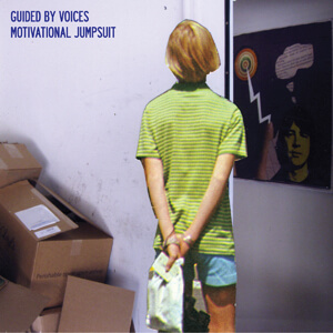 Guided By Voices – Motivational Jumpsuit