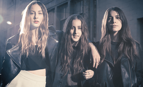 "Streaming del nuevo disco de Haim: ""Something To Tell You"""