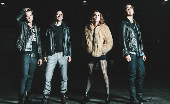 "Halestorm anuncia nuevo EP de covers: ""Reanimate 3.0: The Covers EP"""