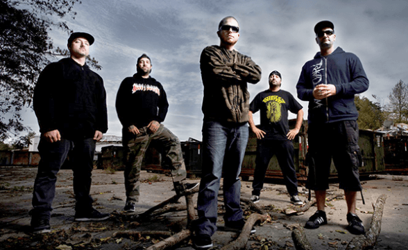 "Nuevo lyric video de Hatebreed: ""Seven Enemies"""
