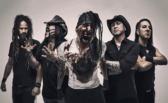 "Nuevo video de Hellyeah: ""I Don't Care Anymore"""