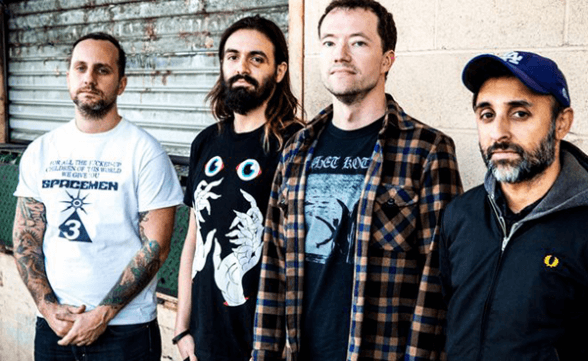 "Streaming del primer disco de Hesitation Wounds: ""Awake For Everything"""