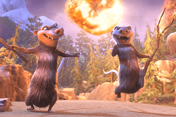 ICE AGE COLLISION COURSE 02
