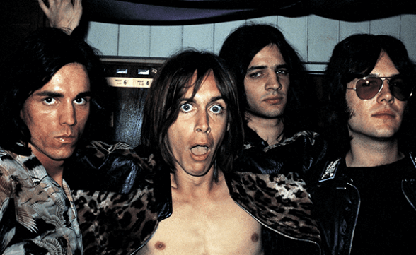 "Trailer del documental de Jim Jarmush sobre Iggy Pop & The Stooges: ""Gimme Danger"""