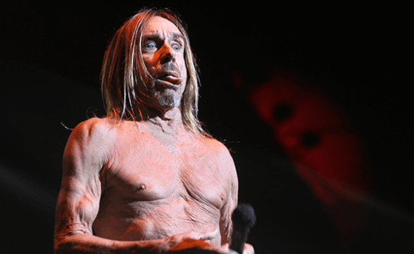 Galería fotográfica de Iggy Pop + The Libertines + Ana Tijoux @ Movistar Arena (10/10/2016)