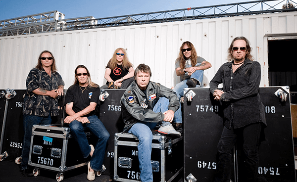 Concierto completo de Iron Maiden en Wacken Open Air 2016