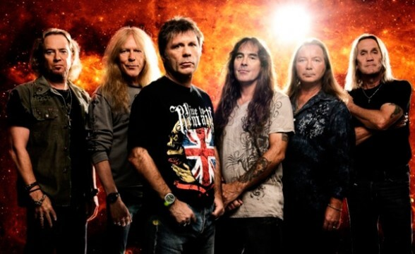 "Streaming de ""The Book Of Souls"", nuevo disco de Iron Maiden"