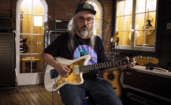 "J Mascis realiza cover de Elliott Smith: ""Waltz #2 (XO)"""