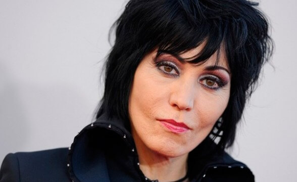 "Joan Jett hizo versión de ""Bad Reputation"" para Guitar Center Sessions"