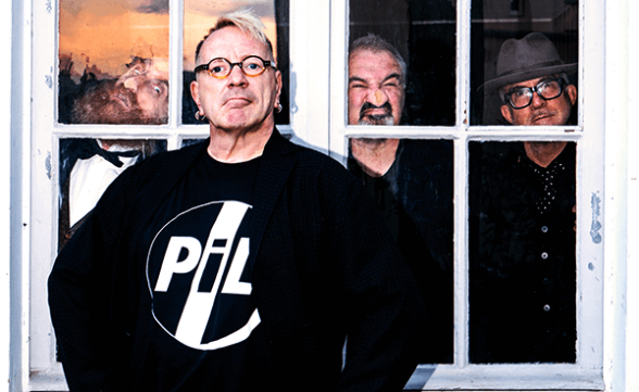 Interview with John Lydon from Public Image Ltd