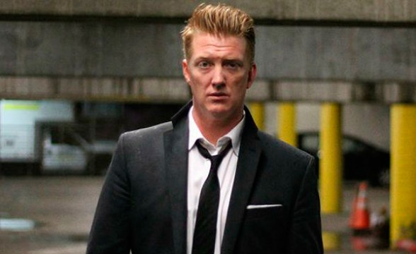 "Remix de Josh Homme para ""Sad Lover"" de Mark Lanegan"