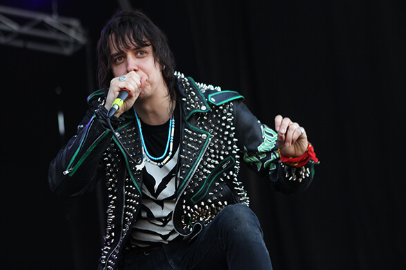Julian Casablancas + The Voidz anuncia detalles de su disco debut