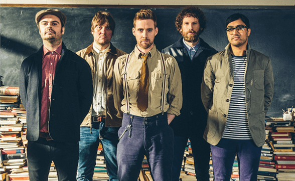 "Nuevo video de Kaiser Chiefs: ""Parachute"""
