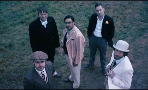 """Nuevo video de Kaiser Chiefs: """"Meanwhile Up In Heaven"""""""