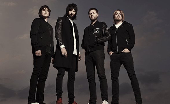Registro completo de Kasabian en el festival Big Weekend