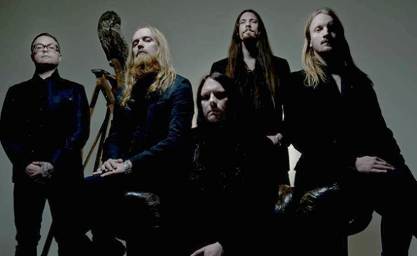 "Nuevo video de Katatonia: ""Shifts"""