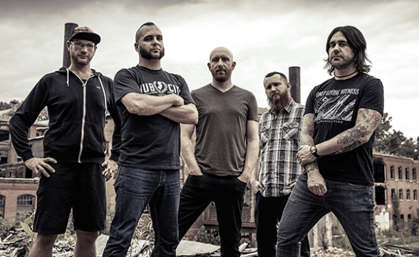 "Nuevo video de Killswitch Engage: ""Hate By Design"""