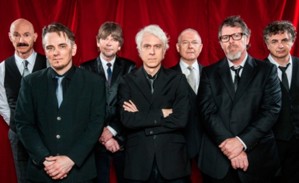 "Preview del primer tema de King Crimson en 10 años: ""Venturing Unto Joy Pt. I"""