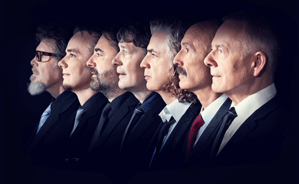 "King Crimson publicó cover en vivo de ""Heroes"" de David Bowie"
